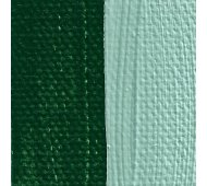Rublev Colours Nicosia Green Earth Oil Paint (Swatch)