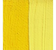 Rublev Colours Naples Yellow (Lead Antimonate) Artist Oil (Swatch)
