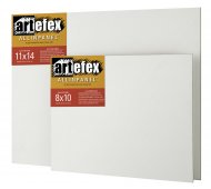 Artefex Allinpanel Acrylic-Primed Linen Canvas Mounted Panel