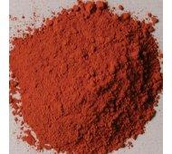 Red Sartorius Earth Pigment