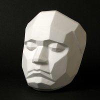 Drawing Plaster Cast Face (Planar)