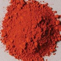 Pozzuoli Red Pigment