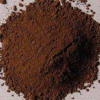 Cyprus Raw Umber Dark Pigment